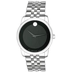 Movado Men's Swiss Stainless Steel Watch