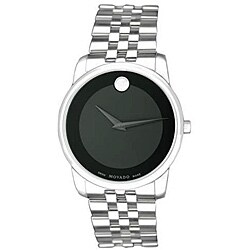 Movado Men's Swiss Stainless Steel Watch