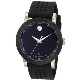 Movado Men's 0606507 Museum Stainless Steel Watch