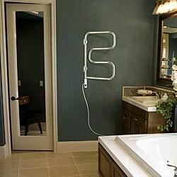 4-Bar Plug In Element Towel Warmer