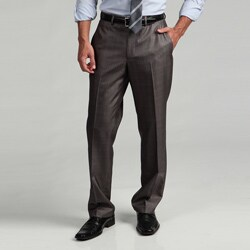 Billy London Grey Subdued Plaid Suit Separates Pant