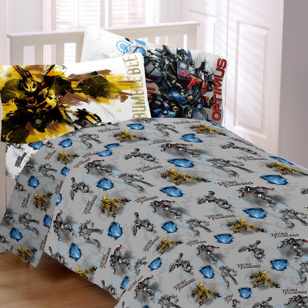 Transformers 'Armada' Twin-size Sheet Set