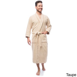 Superior Collection Luxurious 100-percent Premium Long-staple Combed Cotton Unisex Terry Bath Robe