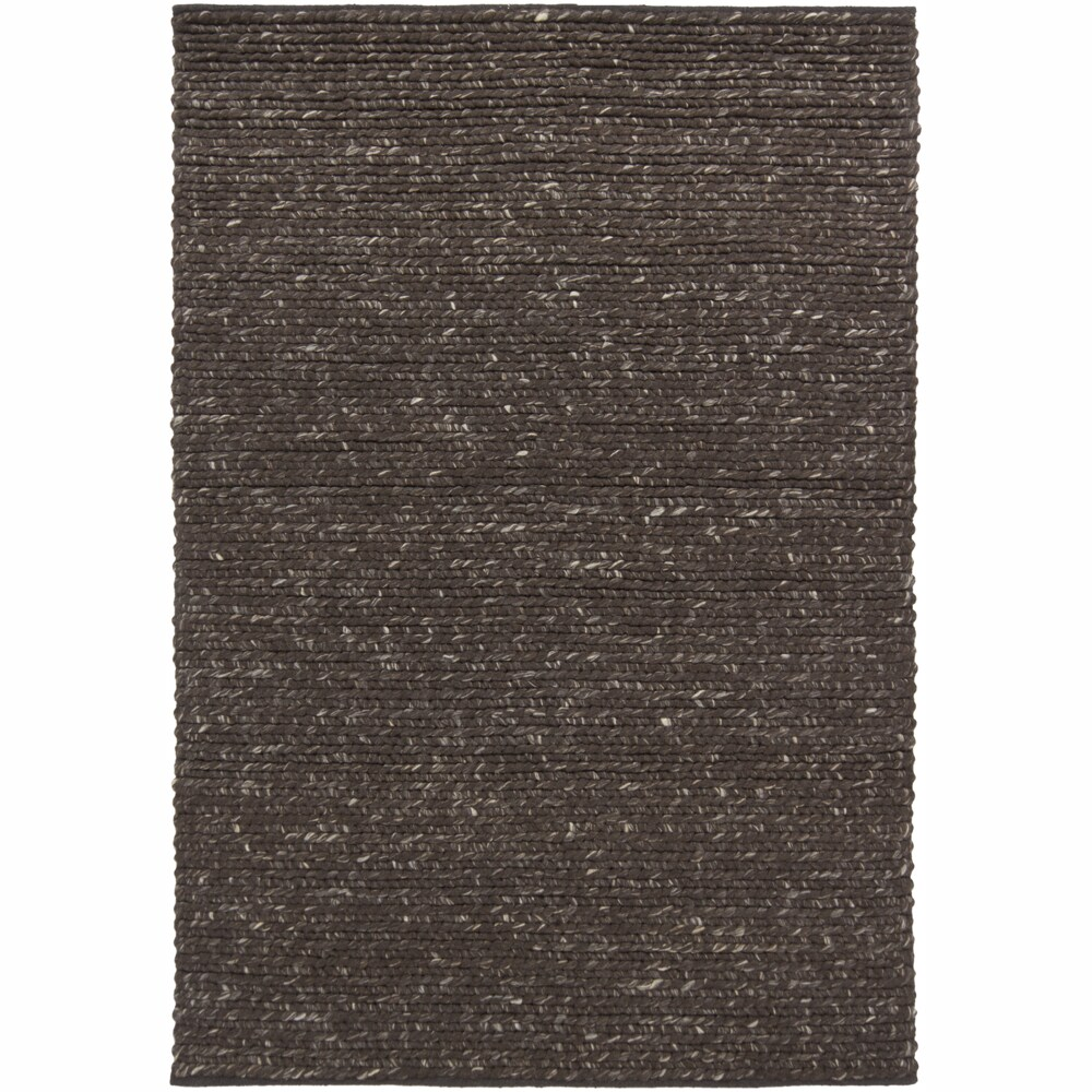 Artist's Loom Hand-woven Contemporary Abstract Wool Rug (7'9x10'6)