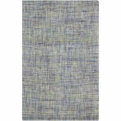 Artist's Loom Hand-woven Contemporary Abstract Wool Rug (5'x7'6) - 5' x 7'6 - Thumbnail 0