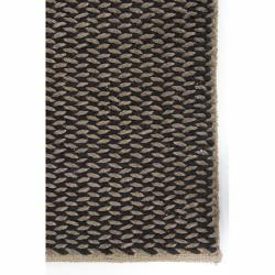 Artist's Loom Hand-woven Contemporary Abstract Wool Rug (9'x13') - Thumbnail 1