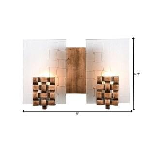 Varaluz Dreamweaver 2-light Bath Light