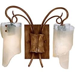 Varaluz Soho 2-light Bath Light
