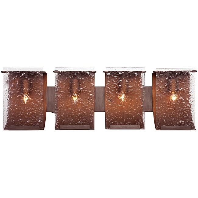 Varaluz Rain 4 Light Bath Light Free Shipping Today 14197330