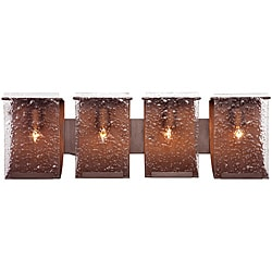 Varaluz Rain 4-light Bath Light