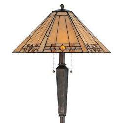 Barrett 59-inch Bronze Finish Floor Lamp