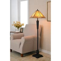 Copper Grove Killarney 59-inch Bronze Finish Floor Lamp