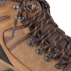 Slickrock Men's Lightweight Water Resistant Lace-up Hiking Boots