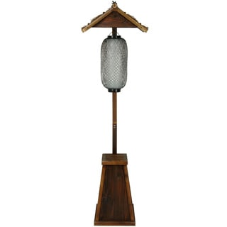 Shinto Bamboo Lantern Stand (China)