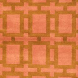 Herat Oriental Indo Hand-knotted Tibetan Wool Rug (3'7 x 5'6) - Thumbnail 1