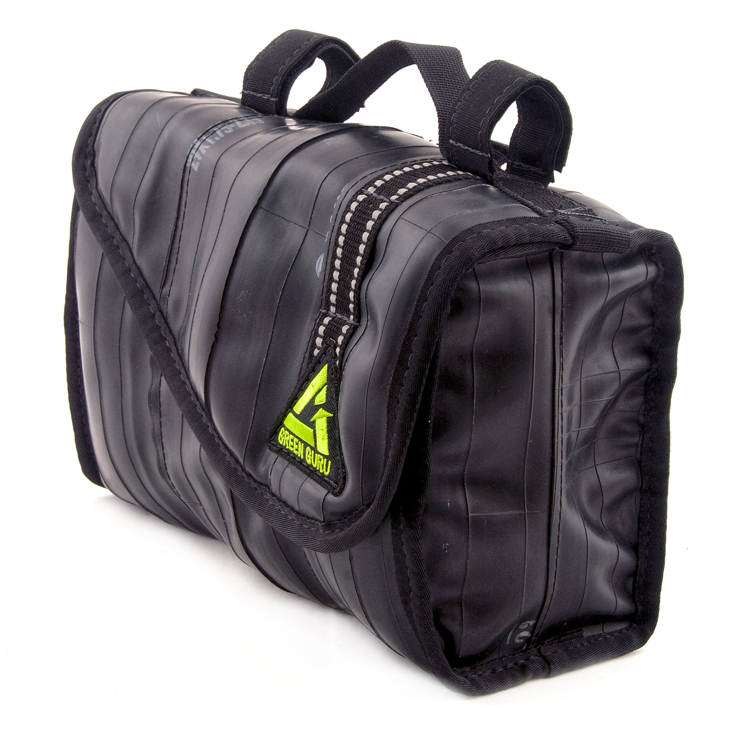 Insulated Recyled-material Cruiser Cooler Bike Tube Handlebar Bag