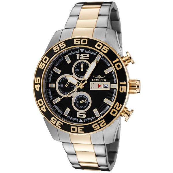 Invicta Men's 'Specialty' Two-Tone Watch