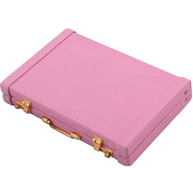 Business card holder case choice image business card template premium briefcase pink business card holder case of 144 free premium briefcase pink business card holder colourmoves