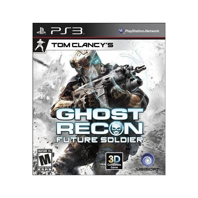 PS3 - Tom Clancy's Ghost Recon Future Soldier (Pre-Played)