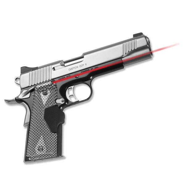 Crimson Trace 1911 Full-size Chainmail III Pro-series Laser Grip