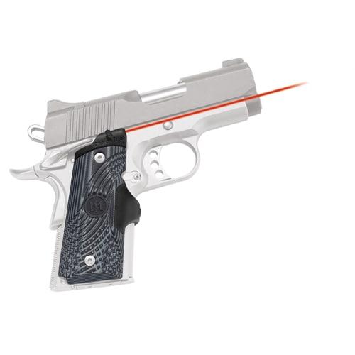 Crimson Trace Master Series Lasergrip for Compact 1911 Pistols
