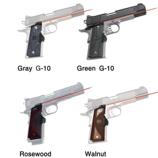 Crimson Trace Master Series Lasergrip for Full Size 1911 Pistols