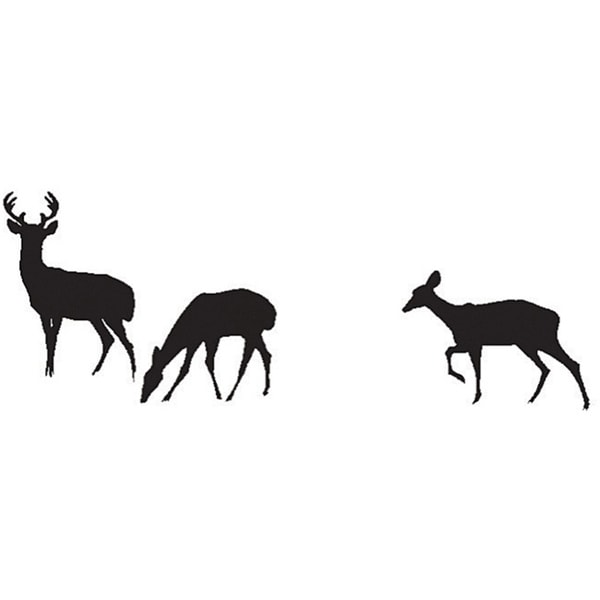 Art Impressions Wilderness 'Deer' Cling Rubber Stamp