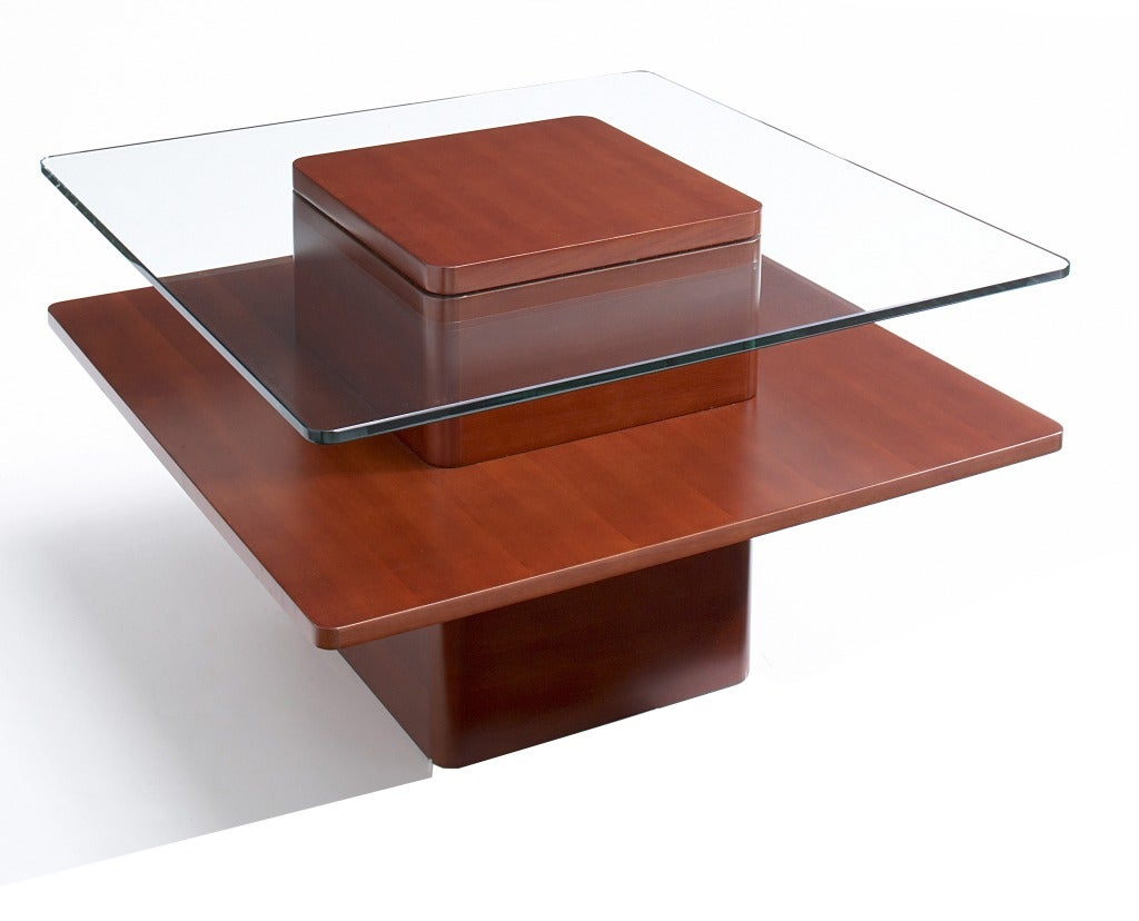 Jesper Cherry Wood End Table