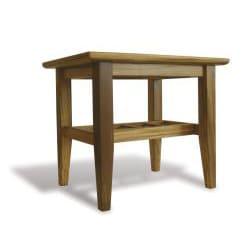 Jesper Teak Wood End Table