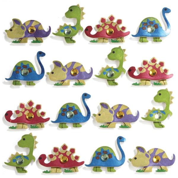 Jolee's Dinosaurs Mini Repeats Stickers