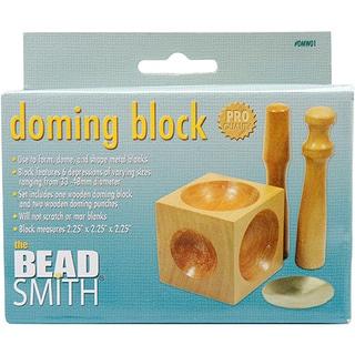 Wood Doming Block