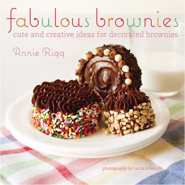 Cico Books 'Fabulous Brownies' Book
