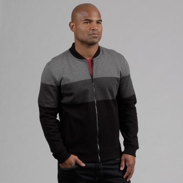Calvin Klein Men's Black Heather Jacket