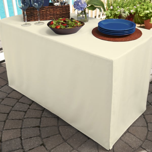Folding Table Indoor Outdoor Tablecloth Free Shipping On Orders Over 45 6635351