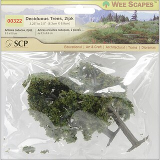 SCP Deciduous Trees (Pack of 2)