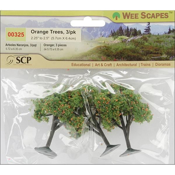 SCP Orange Trees (Pack of 3)