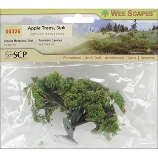 SCP Apple Trees (Pack of 3)