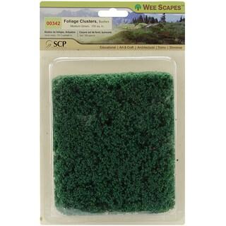 SCP 'Medium Green' 150-square inches of Foliage Bushes
