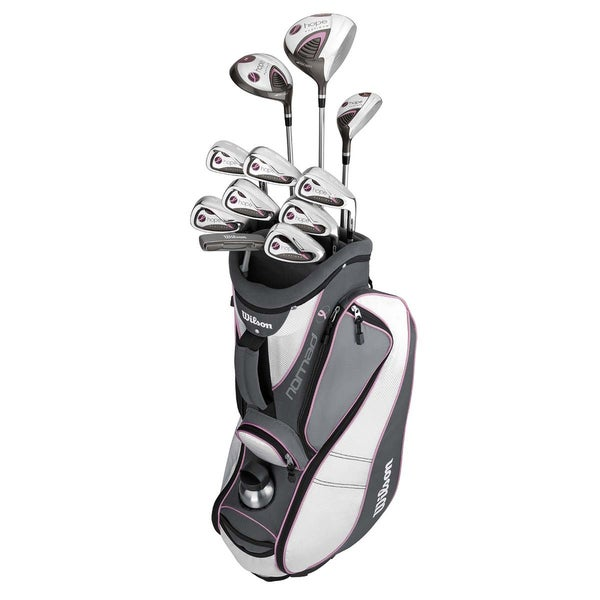 Wilson Women's Profile Hope 2012 15-piece Golf Set