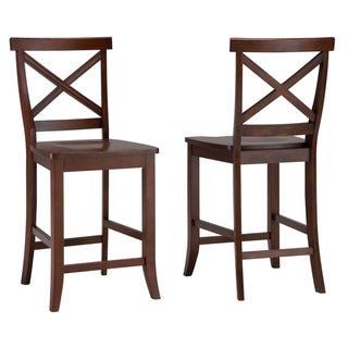 Traditions Cherry 24-inch Bar Stool