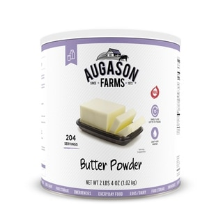 Augason Farms Butter Powder 36 oz. #10 Can