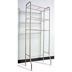 Taymor Modern Space Saver Three-shelf Bathroom Shelf - Thumbnail 1