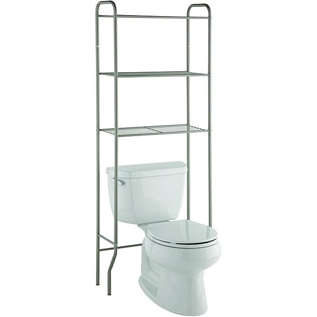 Taymor Modern Space Saver Three-shelf Bathroom Shelf