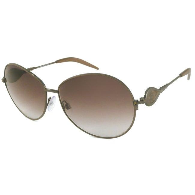 Roberto Cavalli RC583S Zamia Women's Aviator Sunglasses