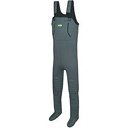 Pro Line Wild Water Neoprene Stocking Waders with Hand-warmer Pocket - Thumbnail 0