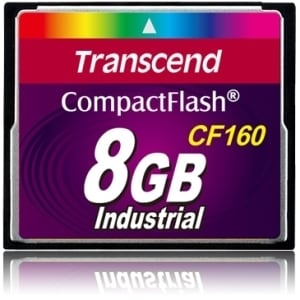 Transcend 8 GB CompactFlash
