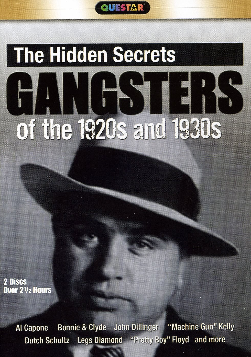 The Hidden Secrets: Gangsters of The 1920's and 1930's (DVD)
