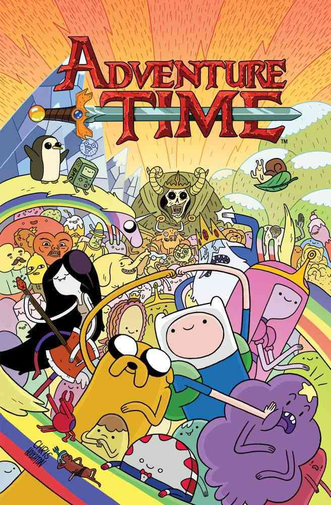 Adventure Time 1 (Paperback) - Thumbnail 0