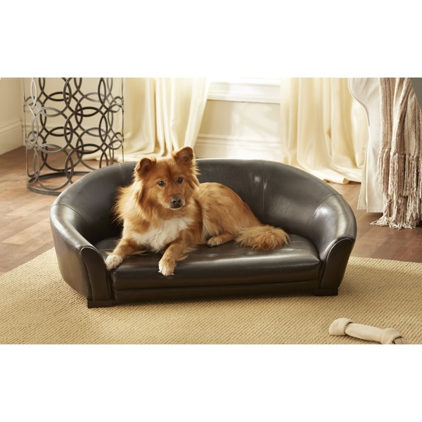 Enchanted Home Pet Brown The Artemis Bed