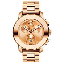 Movado Women's Rose Goldtone Bracelet Watch